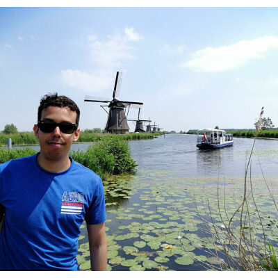 Hiram zoekt een Kamer / Studio / Appartement in Leiden